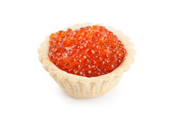 Salmon roe Stock Image