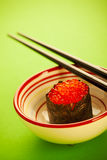Salmon roe Stock Photo