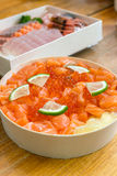 Salmon roe don Royalty Free Stock Image