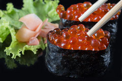Salmon roe Royalty Free Stock Photo