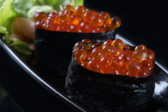 Salmon roe Royalty Free Stock Photography