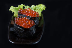 Salmon roe Stock Images