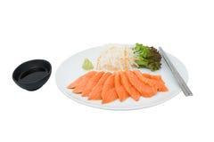Salmon Sashimi photos libres de droits