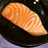 Salmon Sashimi Foto de Stock Royalty Free