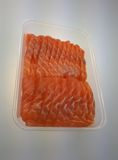 Salmon Sashimi Immagine Stock