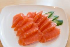 Salmon Sashimi fotos de stock royalty free