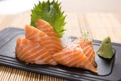 Salmon Sashimi Photo stock