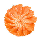 Salmon Sashimi Photos stock
