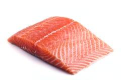 salmon steak Royalty Free Stock Photos