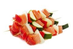 Salmon stick Stock Image