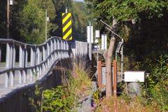 Salmon Stream Instrumentation photo libre de droits