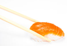 Salmon Sushi Stock Images