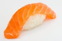 Salmon sushi nigiri Royalty Free Stock Photos
