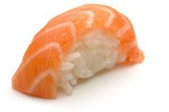 Salmon sushi Stock Images