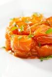 Salmon Tartare Royalty Free Stock Image