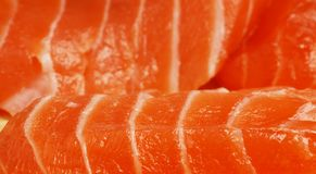 Salmon texture Royalty Free Stock Images