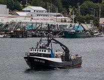 Salmon Trawler imagem de stock