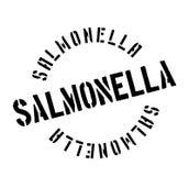 Salmonella rubber stamp Stock Photos