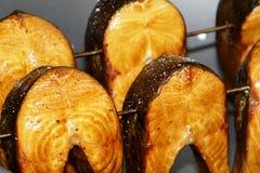 Salmones bálticos Imagen de archivo
