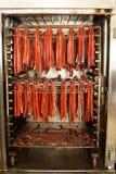 Salmones fumados Fotos de archivo
