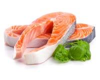 Salmoni Immagini Stock