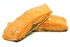 Salmoni affumicati immagine stock libera da diritti