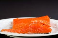 Salmoni di Fres Fotografia Stock Libera da Diritti