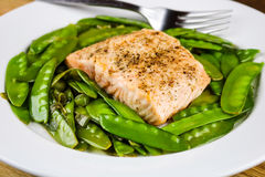 Salmoni peperone Fotografie Stock