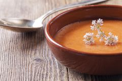 Salmorejo Stock Photography