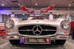 Salón del automóvil Foto de archivo libre de regalías
