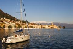 salo λιμνών της Ιταλίας garda Στοκ εικόνες με δικαίωμα ελεύθερης χρήσης