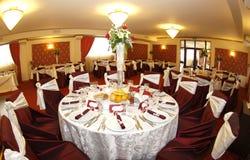 Salão de baile grande do partido Foto de Stock Royalty Free