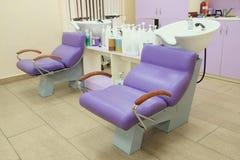 Salão de beleza Foto de Stock