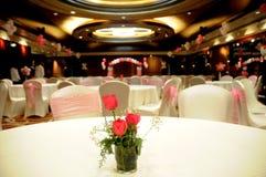 Salão do partido Fotografia de Stock Royalty Free