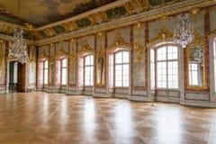 Salão em um palácio Fotografia de Stock Royalty Free