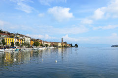 Salo, Italy Stock Photo