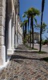 Salo on Lake Garda Italy Stock Images
