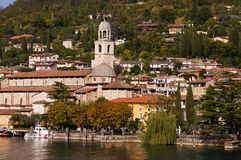Salo on Lake Garda Italy Royalty Free Stock Image