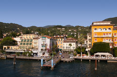 Salo on Lake Garda Italy Royalty Free Stock Photography