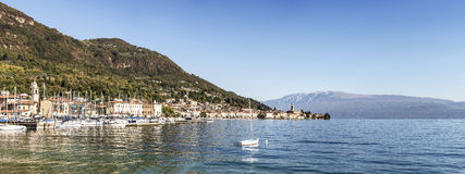 Salo on Lake Garda Royalty Free Stock Photo