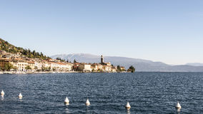 Salo on Lake Garda Stock Images