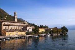 Salo na Jeziornym Gardzie Włochy Zdjęcie Stock