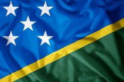 Salomon Islands ilustração do vetor