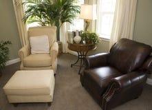 Salon à la maison de luxe Images stock