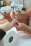 Salon Royalty Free Stock Photo