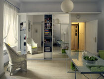 salon. Fotografia Royalty Free
