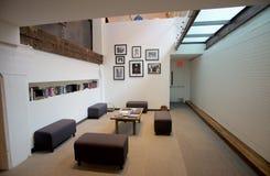 Salon au bâtiment de Panthéon de bleus à Memphis, TN Photos libres de droits