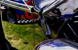 Salon automobile Image libre de droits