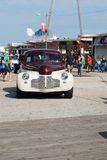 Salon automobile Photographie stock