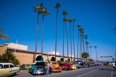 Salon automobile 2015 de Goodguys en Del Mar, la Californie Photo stock